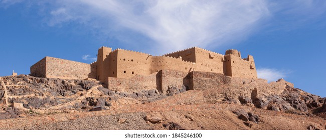 Ayrif Castle is one of the most important cultural monuments in the Hail region. Saudi