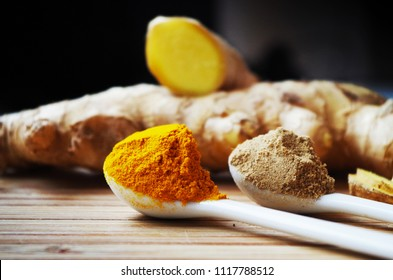 Ayurveda Turmeric and ginger