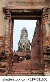 Ayuthaya Thailand World Heritage