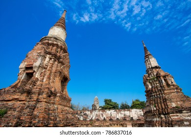 ayutthaya ancient capital of thailand ruins and archaeological park