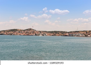 Ayvalik is a seaside town on the northwestern Aegean coast of Turkey. It is a district of Balikesir Province. The town center of Ayvalik is surrounded by the archipelago which face the nearby Greece.