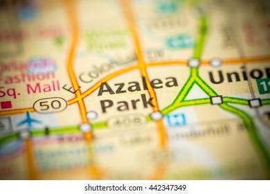 Azalea Park. Florida. USA