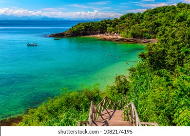 Azeda Beach in Buzios, Rio de Janeiro, Brazil