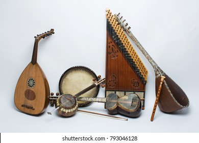 Azerbaijan national musical instruments