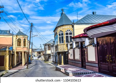 Azerbaijan, Qirmizi Qesebe - Jewish population of the highlands became centered around Quba. The settlement is sometimes referred to as the Red Town or the Red Village