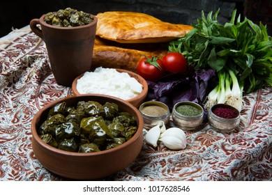 Azerbaijan traditional cuisine