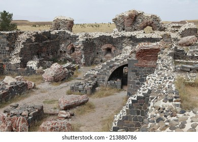 The Aziziye Fort I in Erzurum, Turkey.