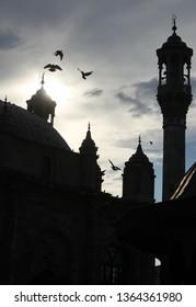 The Aziziye Mosque in Konya