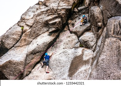 Azores Island Rock Climbing