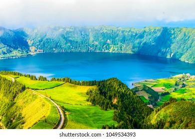 Azores, Ponta Delgada, Portugal