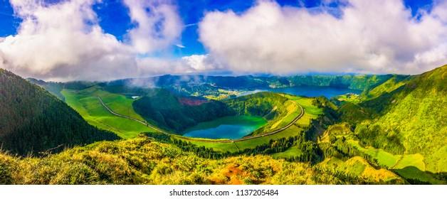 Azores,Ponta Delgada,São Miguel,Portugal