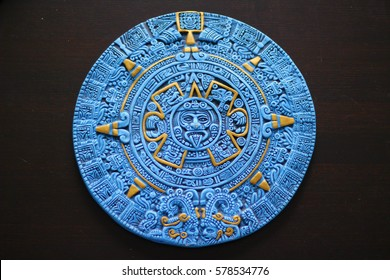 Aztec Calendar from Mexico