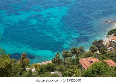 Azure Coast of Nice at French Riviera