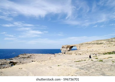 Azure window. Malta