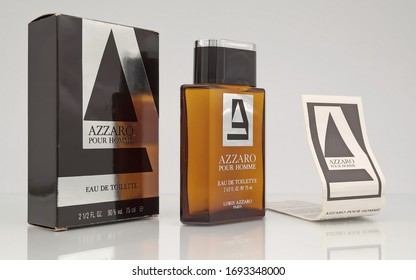 AZZARO POUR HOMME (AZZARO) Eau de Toilette (EDT) 75 ml