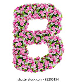 letter b flowers images stock photos vectors shutterstock