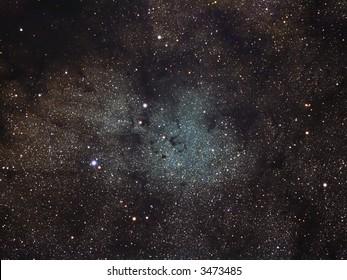 B72 The Snake nebula