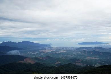 Ba Na Hills view Danang, Vietnam 2019
