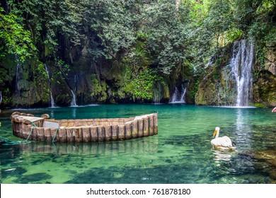baaklin waterfalls, Lebanon