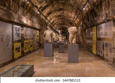 Baalbek Lebanon Roman Historical Ruins