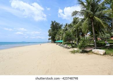 Baan grood beach, Prachuap Khiri Khan, Thailand