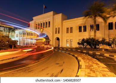 Bab Al Bahrain - Bahrain Gate in Manama. Manama, Bahrain.