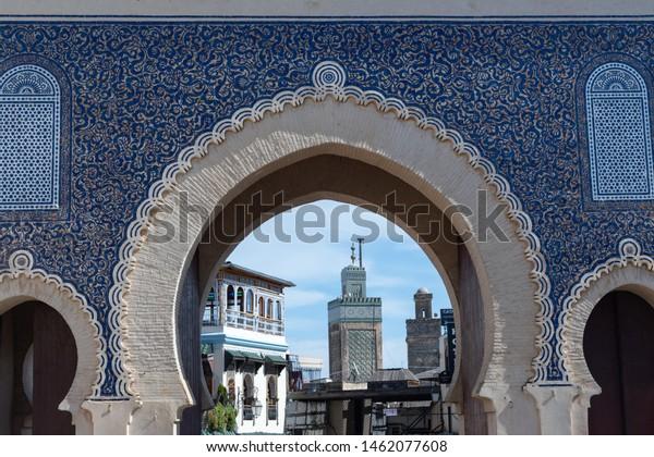 bab-boujloud-door-fez-morocco-600w-14620