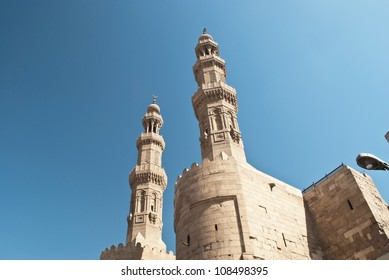 Bab Zwella in the heart of old Cairo