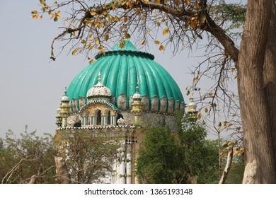 Baba Shazain Darbar Dome Ferozi