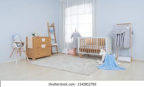 Imágenes, fotos de stock y vectores sobre Cuarto De Bebés ...