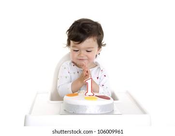 Babies first birthday