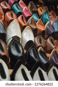 Babouche slippers - Traditional Moroccan footwear