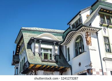 Baburizza Palace - Valparaiso, Chile