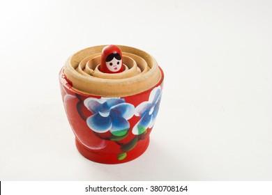 Babushka nesting doll