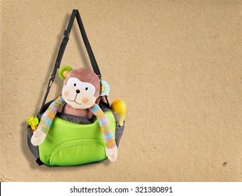 Baby bag.