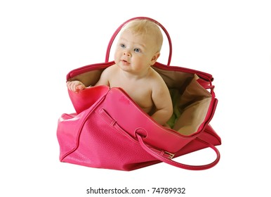 Baby in a bag