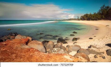 Baby Beach on the North Shore of Maui, Hawaii