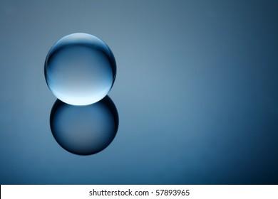 Baby Blue Orb