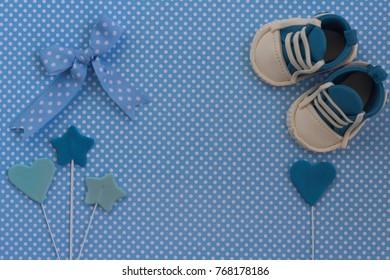 boy baby announcement newborn background babby stock photo edit now