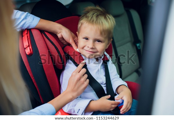 Baby Boy Curly Hair Sitting Child Stock Photo Edit Now 1153244629