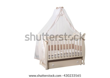 baby cot baby bed with canopy  sc 1 st  Shutterstock & Baby Cot Baby Bed Canopy Stock Photo (Edit Now) 430233565 - Shutterstock