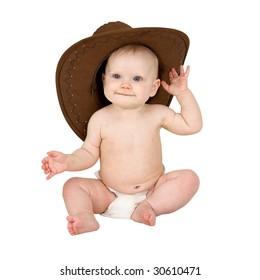 baby cowboy images stock photos vectors shutterstock