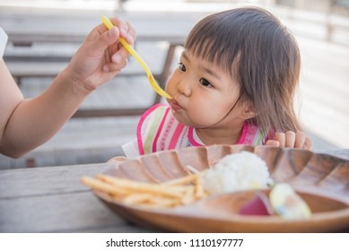Baby to eat out