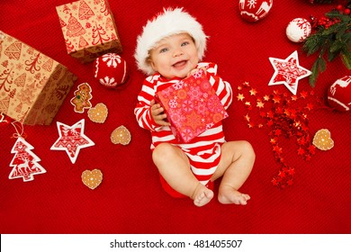 Christmas Baby Images Stock Photos Vectors Shutterstock