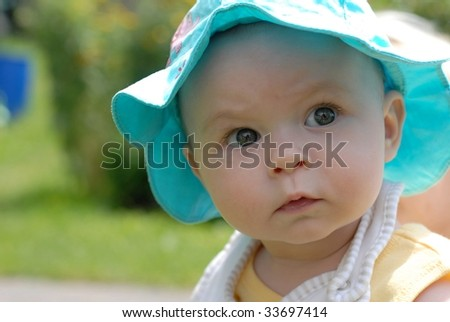 7f84e12e2 Baby Girl Wearing Pink Jumper Outfit Stock Photo (Edit Now) 33697414 ...