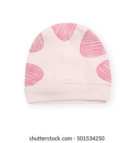 baby hat isolated on white