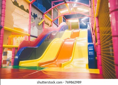 baby indoor children playground . funny time place