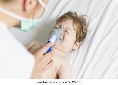 baby inhalation
