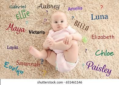 Girl Name Images, Stock Photos & Vectors | Shutterstock