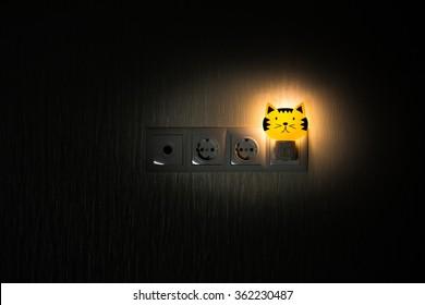 Baby night lamp